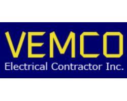 Vemco Electrical Contractor Inc. logo