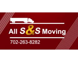 All S & S Moving logo