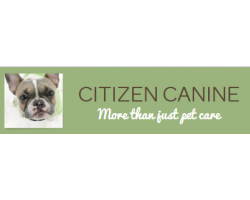 Citizen Canine Pet Care logo