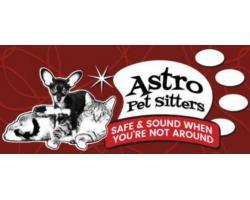 ASTRO Pet Sitters logo