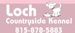 Loch Countryside Kennel logo