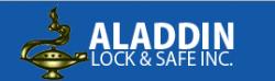 Aladdin Lock & Safe Inc. logo