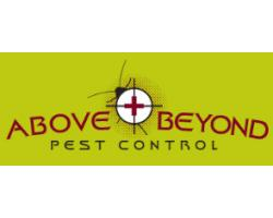 Above Beyond Pest Control logo