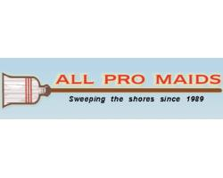 All Pro Maids logo