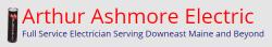 Arthur Ashmore Electric logo