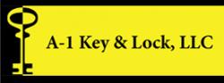 A-1 Key & Lock logo