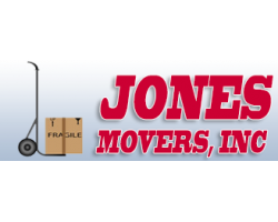 Jones Movers Inc. logo