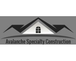 Avalanche Specialty Construction logo