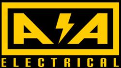 AA Electrical Service logo