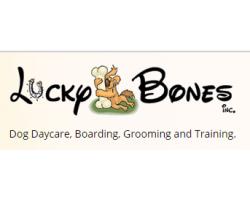 Lucky Bones Day Care logo