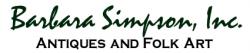 Simpson Barbara Antiques logo