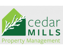 Cedar Mills Property Management logo