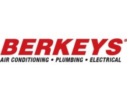 Berkeys Air Conditioning, Plumbing & Electrical logo