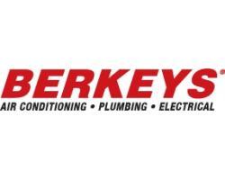 Berkeys Air Conditioning, Plumbing & Electrical logo