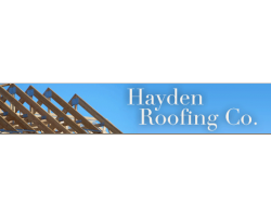 Hayden Roofing Co. logo