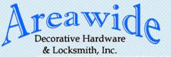 Areawide Decorative Hardware & Locksmith, Inc. logo