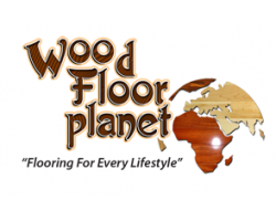 Wood Floor Planet logo