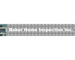 Baker Home Inspection Inc. logo
