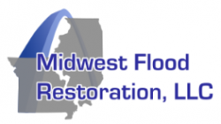 Midwest Flood Restoration logo