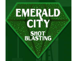 Emerald City Shot Blasting logo