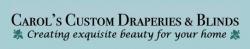 Carol's Custom Draperies logo