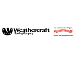 WeatherCraft Roofing Company logo