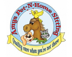 AMYS Pet N Home Sitting logo