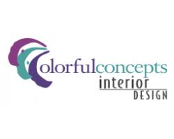 Colorful Concepts Interior design logo
