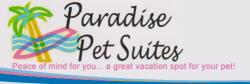 Paradise Pet Suites logo