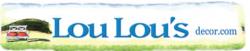 Lou Lou's Decor logo