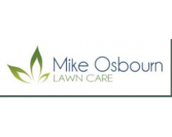 Mike Osbourn Lawn Care logo