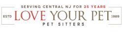 Love Your Pet Sitters logo