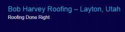 Bob Harvey Roofing logo