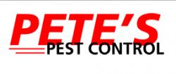 Pete's Pest Control Service logo