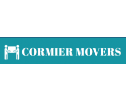Cormier Movers logo