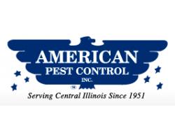 American Pest Control, Inc. logo