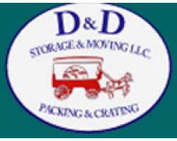 D&D Storage and Moving Company LLC. logo