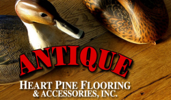 Antique Heart Pine Flooring & Accessories logo