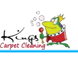 King's Carpet Cleaning logo