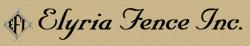 Elyria Fence Inc logo