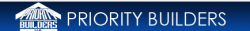 Priority Builders logo