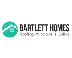 Bartlett Homes, Roofing, Remodeling logo
