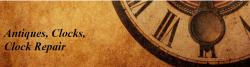 JJC Clocks And Antiques logo