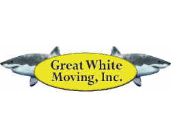 Great White Moving, Inc logo