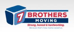 7 Brothers Moving Company logo