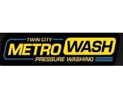 Twin City Metro Wash logo