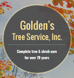 Golden's Tree Service, Inc logo