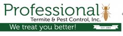 Professional Termite logo