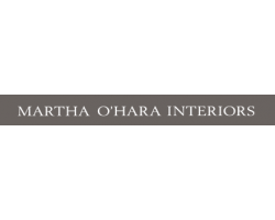 Martha O'Hara Interiors. logo
