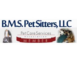B.M.S. Pet Sitters, LLC. logo